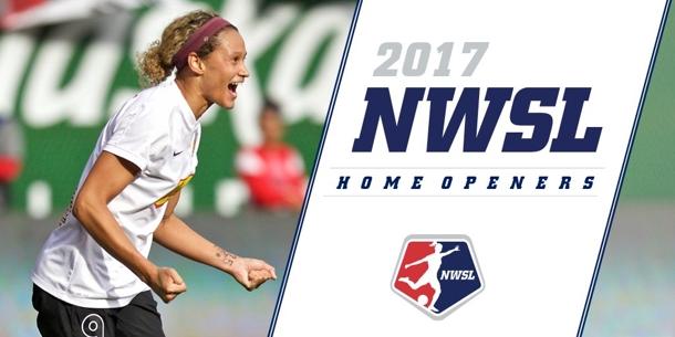 2017 NWSL home openers