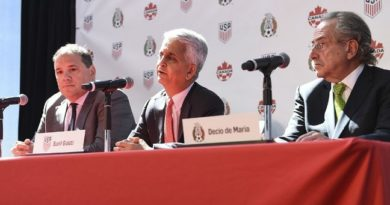 The United States, Canada and Mexico have declared their intention to submit a bid to host the 2026 FIFA World Cup.