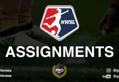 NWSL assignments: Week 14