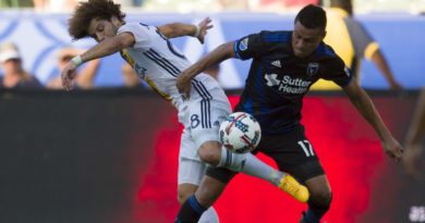 LA Galaxy v San Jose Earthquakes