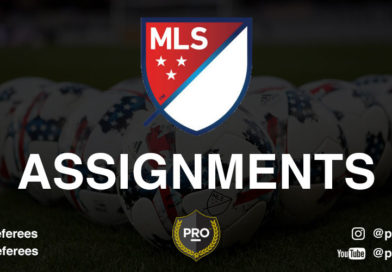 MLS Assignments – Playoffs: Conference Finals