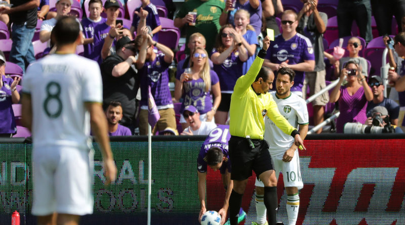 MLS: Portland Timbers at Orlando City SC