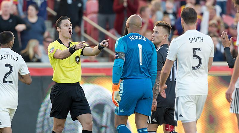 Image result for Joseph Dickerson referee
