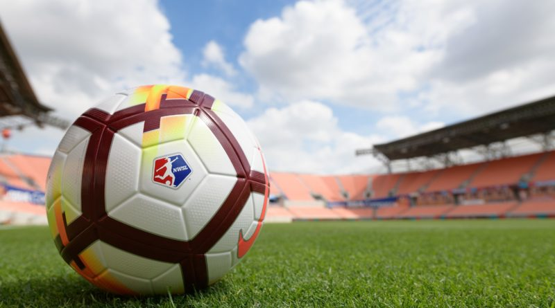 The NWSL matchball for 2018 season