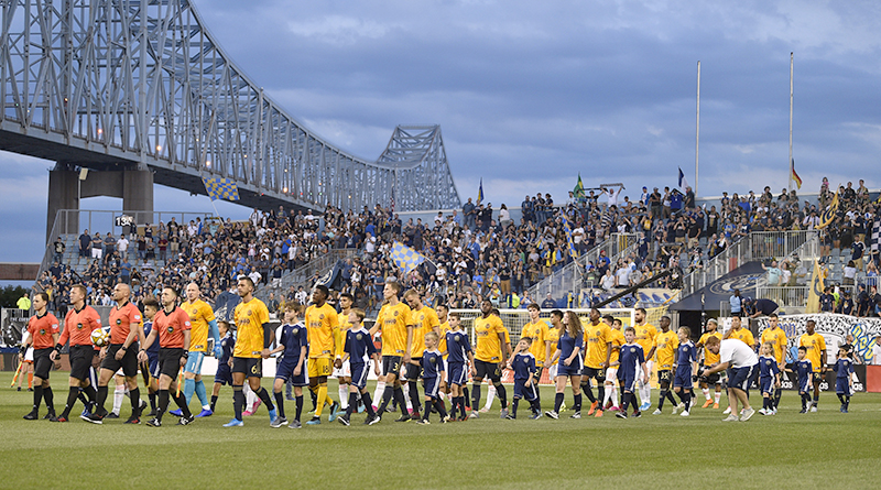 Philadelphia Union and Atlanta United take the field at Talen Energy Stadium.