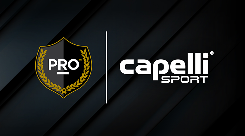 Capelli Sport Announces Partnership with Professional Referee Organization