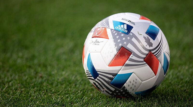 MLS match ball