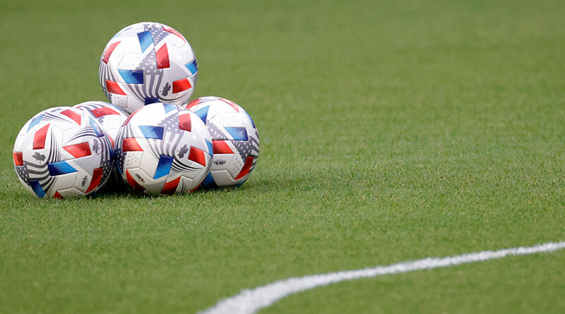 MLS match ball 2021