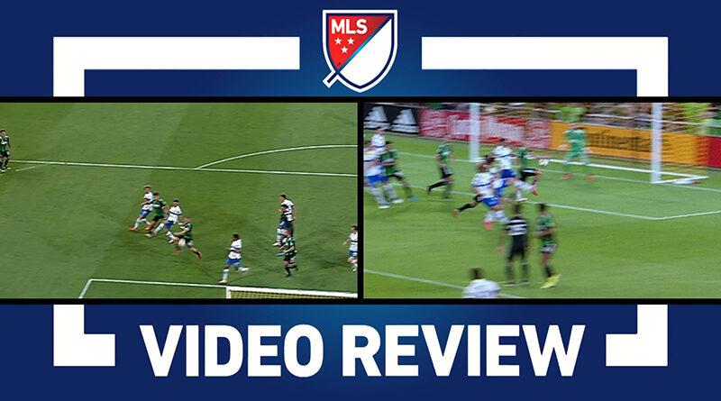 Video Review dual screen